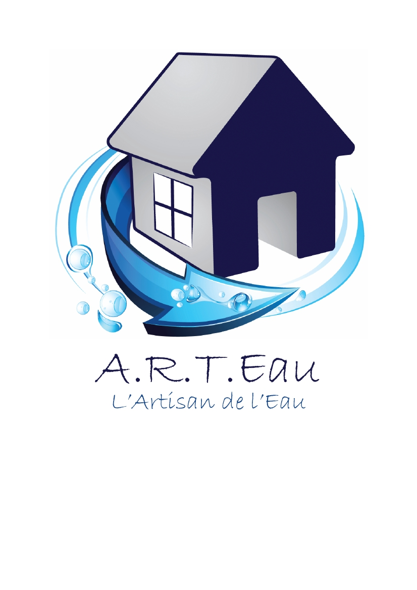 Logo de A.R.T.EAu, société de travaux en Assainissement - Fosses septiques - forage