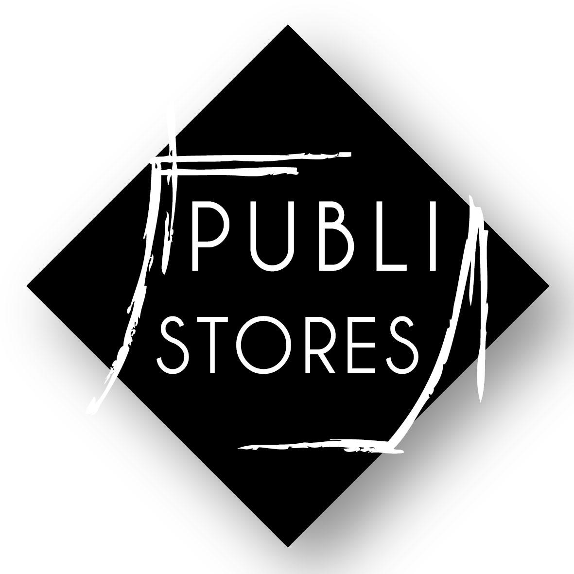 Logo de PUBLI STORES, société de travaux en Fourniture et remplacement de porte ou fenêtre en bois