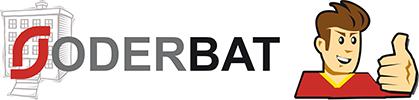 Logo de SODERBAT, société de travaux en Sur Elévation de toiture