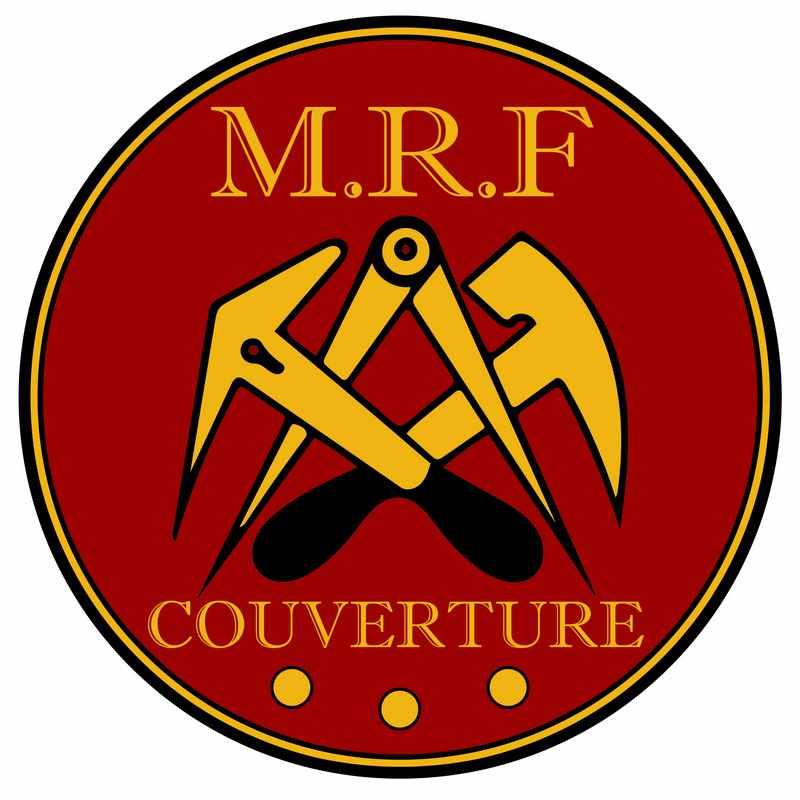 Logo de MRF Couverture, société de travaux en Couverture complète en Tuiles métalliques