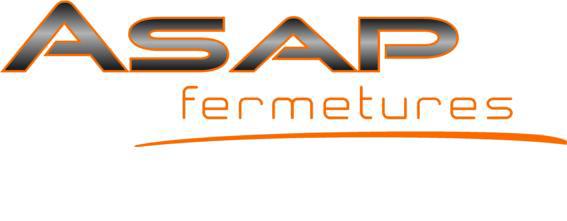 Logo de ASAP FERMETURES, société de travaux en Fourniture et installation de Volets roulant