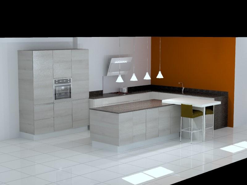 ESPRIT CONTEMPORAIN, artisan spécialisé en Cuisine : aménagement et réalisation