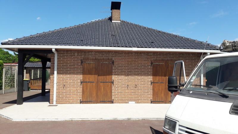 Logo de JEAN DIDIER, société de travaux en Nettoyage de toitures - façades - bardages