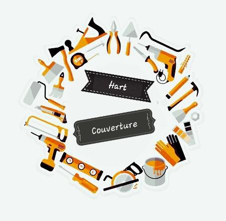 Logo de Hart, société de travaux en Rénovation des charpentes