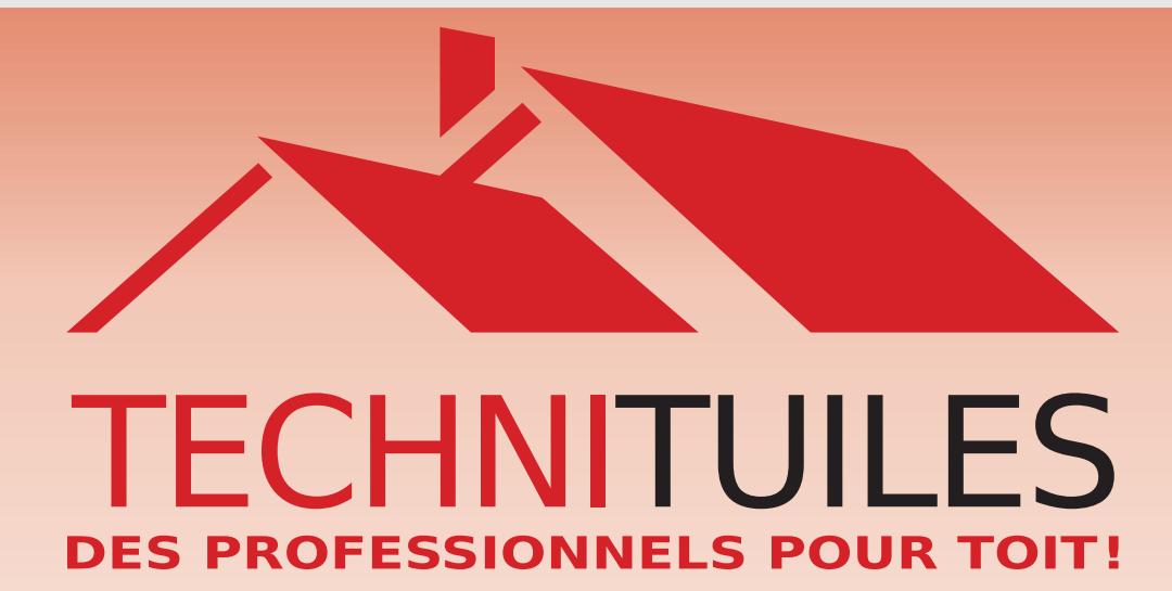 Logo de TECHNITUILES, société de travaux en Réparation de toiture