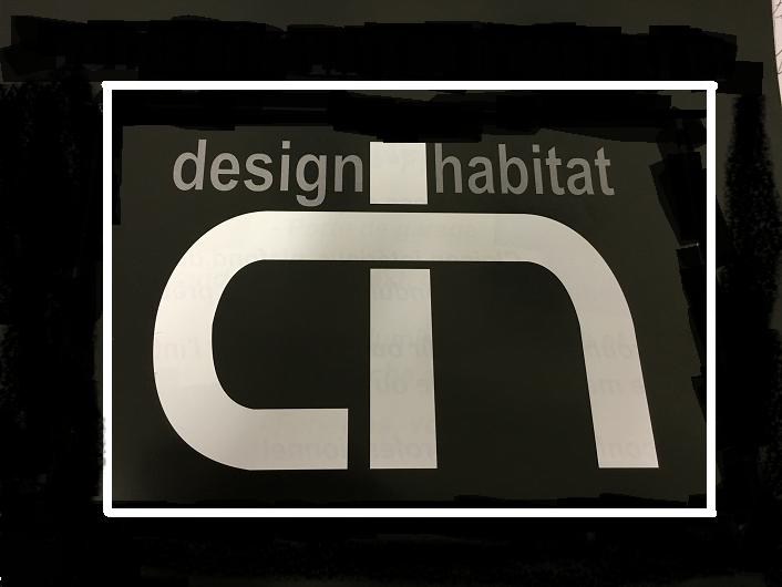 Logo de design habitat, société de travaux en Travaux divers