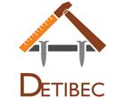 Logo de detibec, société de travaux en Etanchéité - Isolation des toitures