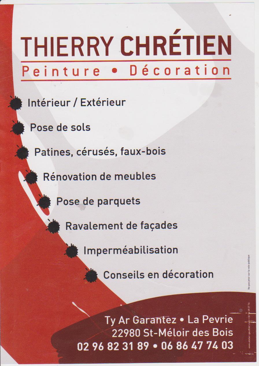 Logo de artisan, société de travaux en Ravalement de façades