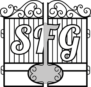 Logo de SARL SFG, société de travaux en Motorisation pour fermeture de portes et portails