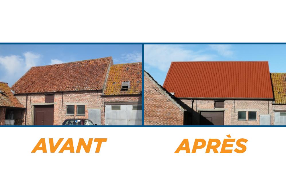 Logo de Manu bâtiment, société de travaux en Nettoyage de toitures - façades - bardages