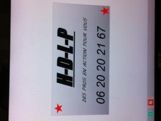 Logo de H-D-L-P Service, société de travaux en Petits travaux en électricité (rajout de prises, de luminaires ...)