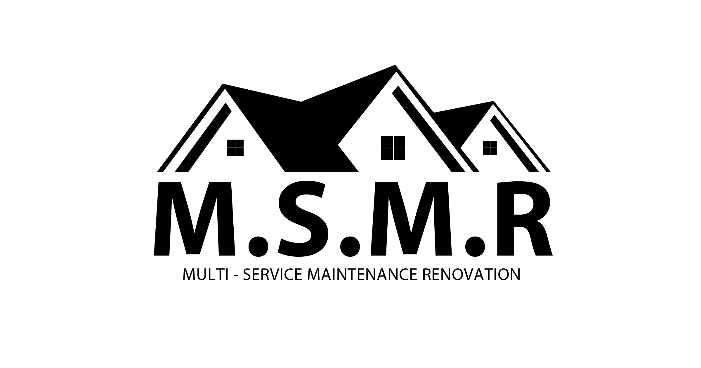 Logo de MSMR, société de travaux en Garages / Abris de jardin