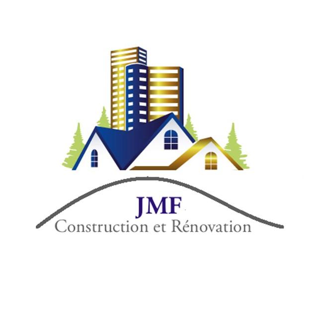 Logo de J.M.F.lda, société de travaux en Construction, murs, cloisons, plafonds en plaques de plâtre