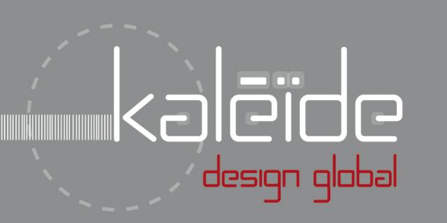 Logo de KALEIDE DESIGN GLOBAL, société de travaux en Architecture d'intérieur