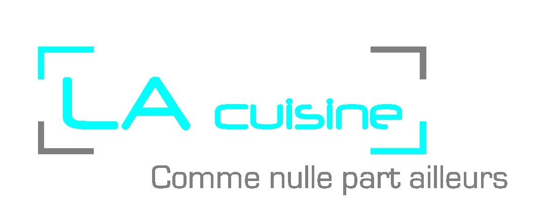 Logo de LA cuisine, société de travaux en Fourniture et montage de mobilier de cuisine
