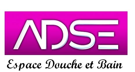 Logo de ADSE ESPACE DOUCHE ET BAIN, société de travaux en Dépannage en plomberie : fuite, joints, petits travaux