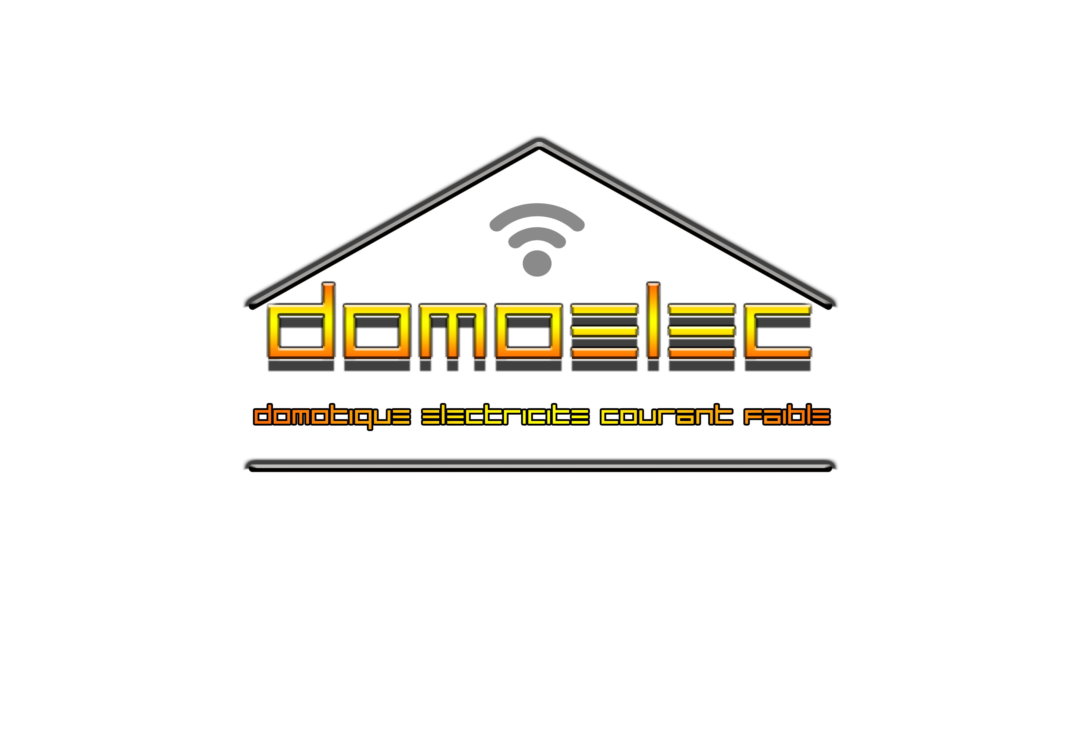 Logo de sas domoelec, société de travaux en Plomberie : installation ou rénovation complète