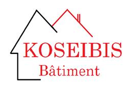 Logo de KOSEIBIS BÂTIMENT, société de travaux en Maçonnerie : construction de murs, cloisons, murage de porte
