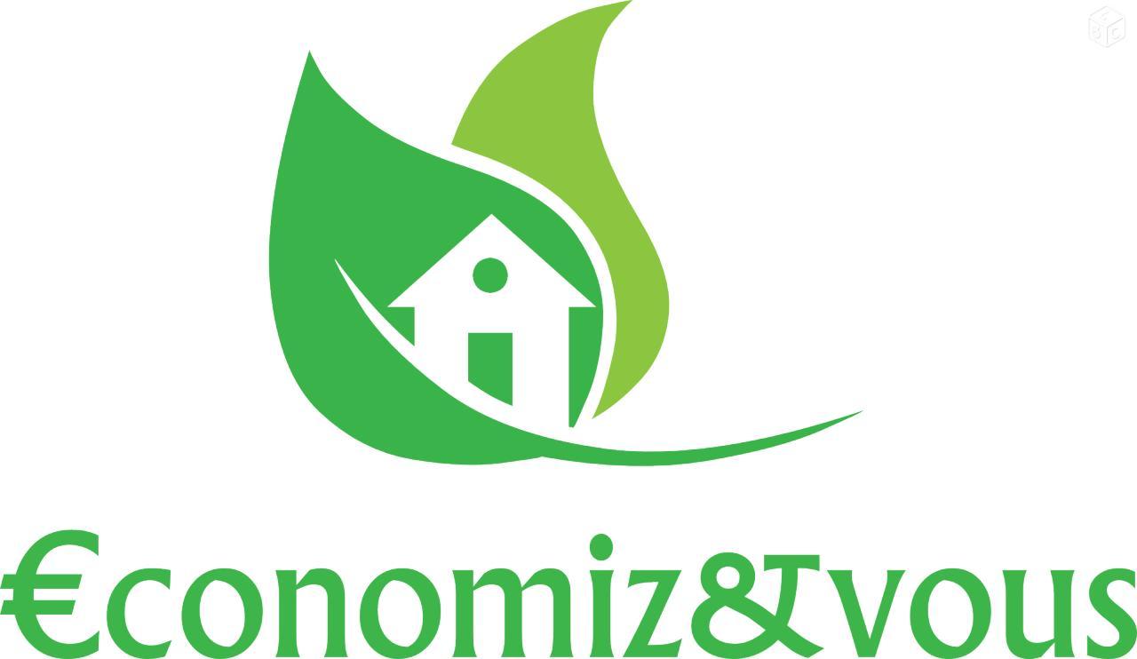 Logo de €conomiz&Vous, société de travaux en Rénovation complète d'appartements, pavillons, bureaux
