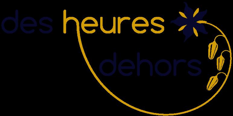 Logo de Des Heures Dehors, société de travaux en Entretien de jardin (ponctuel ou à l'année)