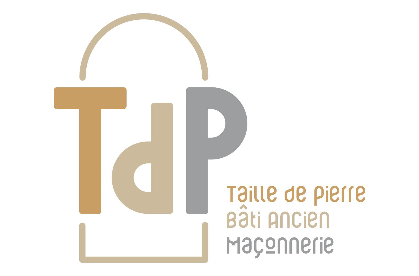 Logo de TDP, société de travaux en Construction de maison