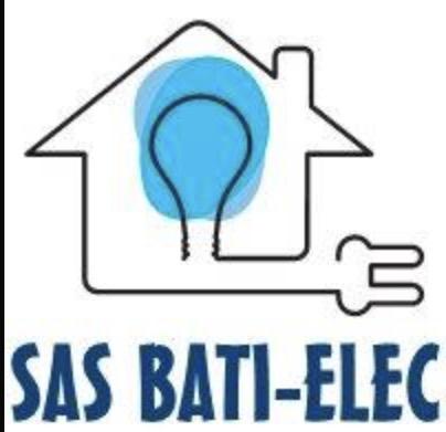 Logo de Bati-elec, société de travaux en Construction de maison