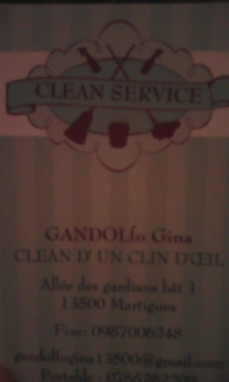 Logo de CLEAN Service, société de travaux en Nettoyage mur et façade