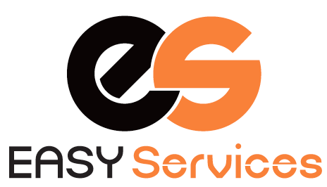 Logo de Easy Services, société de travaux en Service à la personne