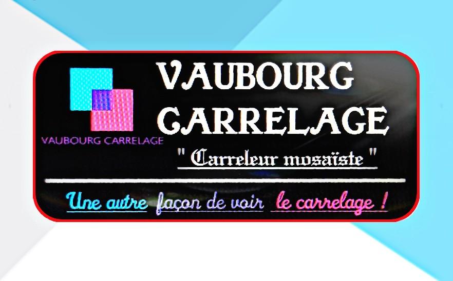 Logo de VAUBOURG CARRELAGE, société de travaux en