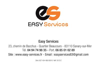 Easy Services, artisan spécialisé en Entretien de jardin (ponctuel ou à l'année)