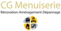 Logo de CG Menuiserie, société de travaux en Changements de vitres cassées