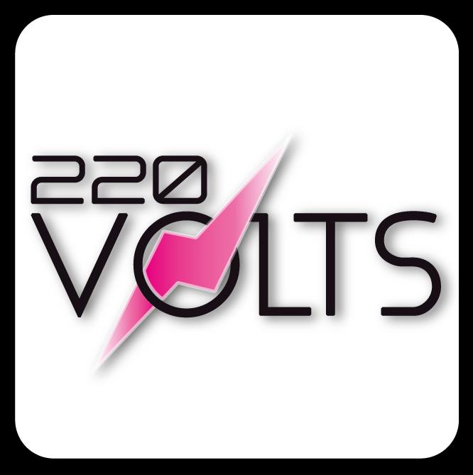Logo de 220 VOLTS, société de travaux en Installation électrique : rénovation complète ou partielle