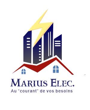 Logo de Marius, société de travaux en Installation électrique : rénovation complète ou partielle