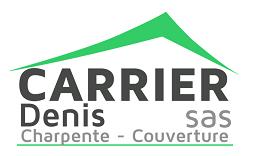 Logo de CARRIER Denis SAS, société de travaux en Fourniture et remplacement de porte ou fenêtre en bois