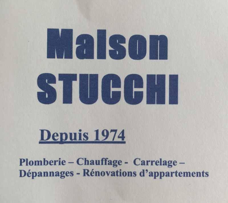 Logo de Maison stucchi, société de travaux en Fourniture et installation de chaudière