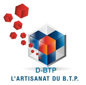 Logo de D-BTP, société de travaux en Dépannage électrique