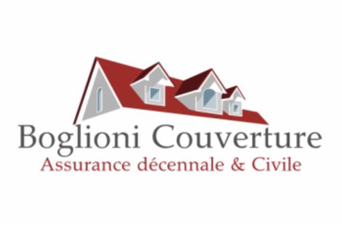 Logo de Boglioni Couverture, société de travaux en Nettoyage de toitures - façades - bardages
