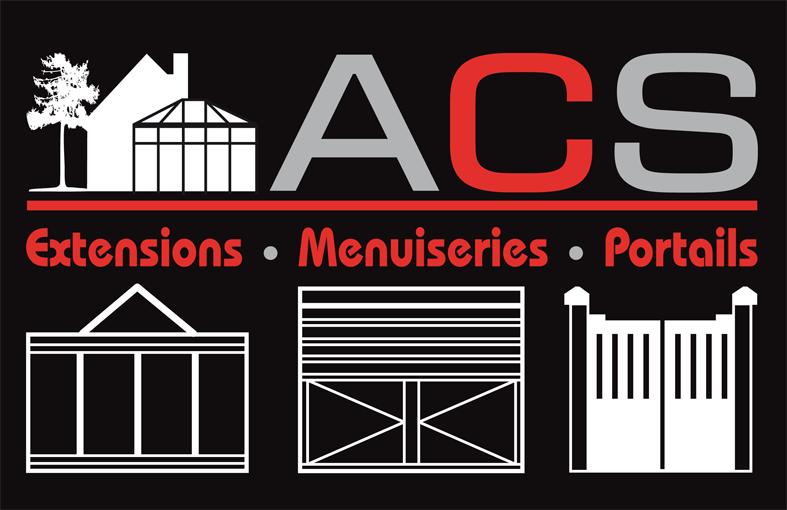 Logo de ACS, société de travaux en Véranda
