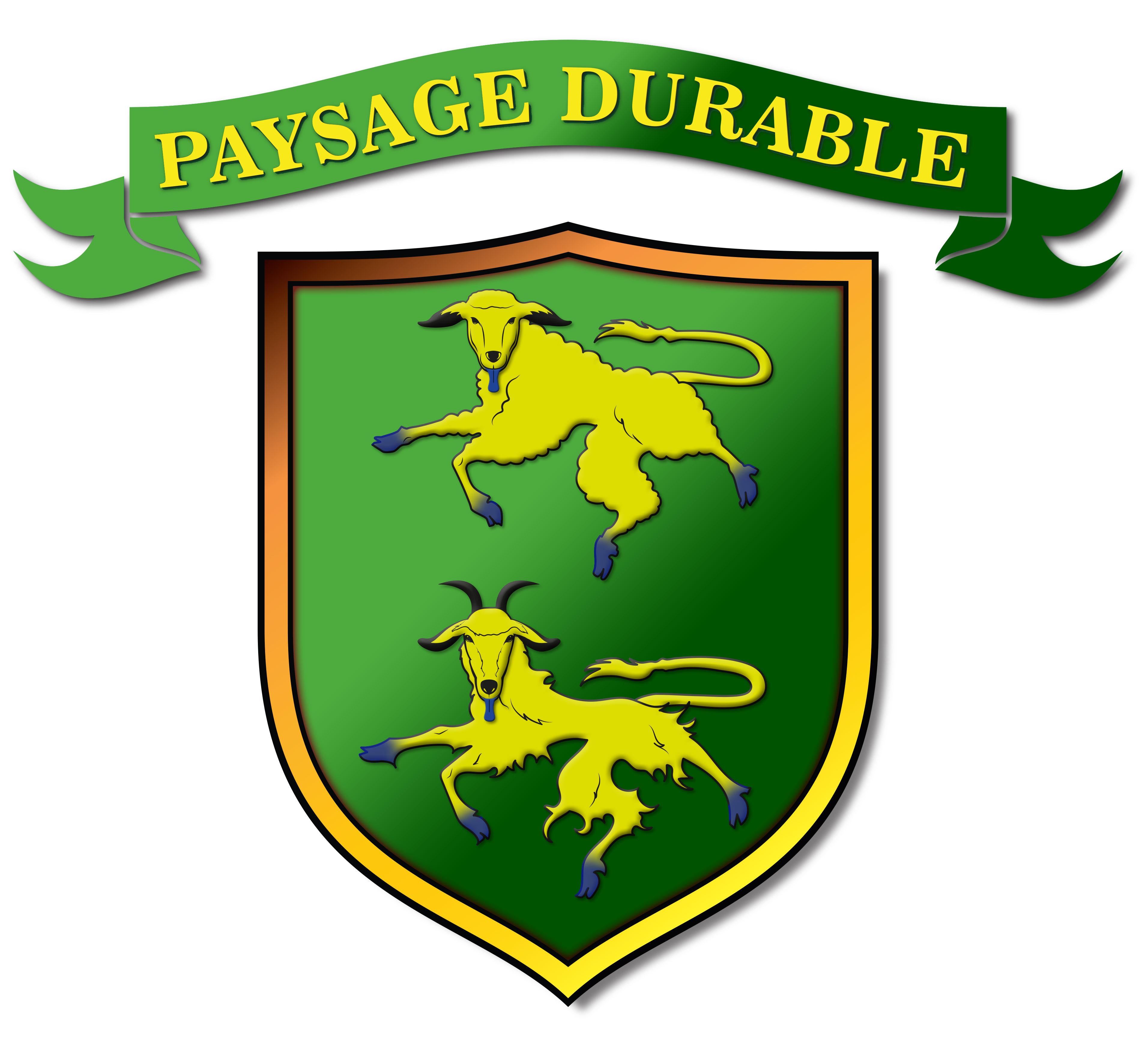 Logo de Paysage Durable, société de travaux en Création de jardins, pelouses et de parcs