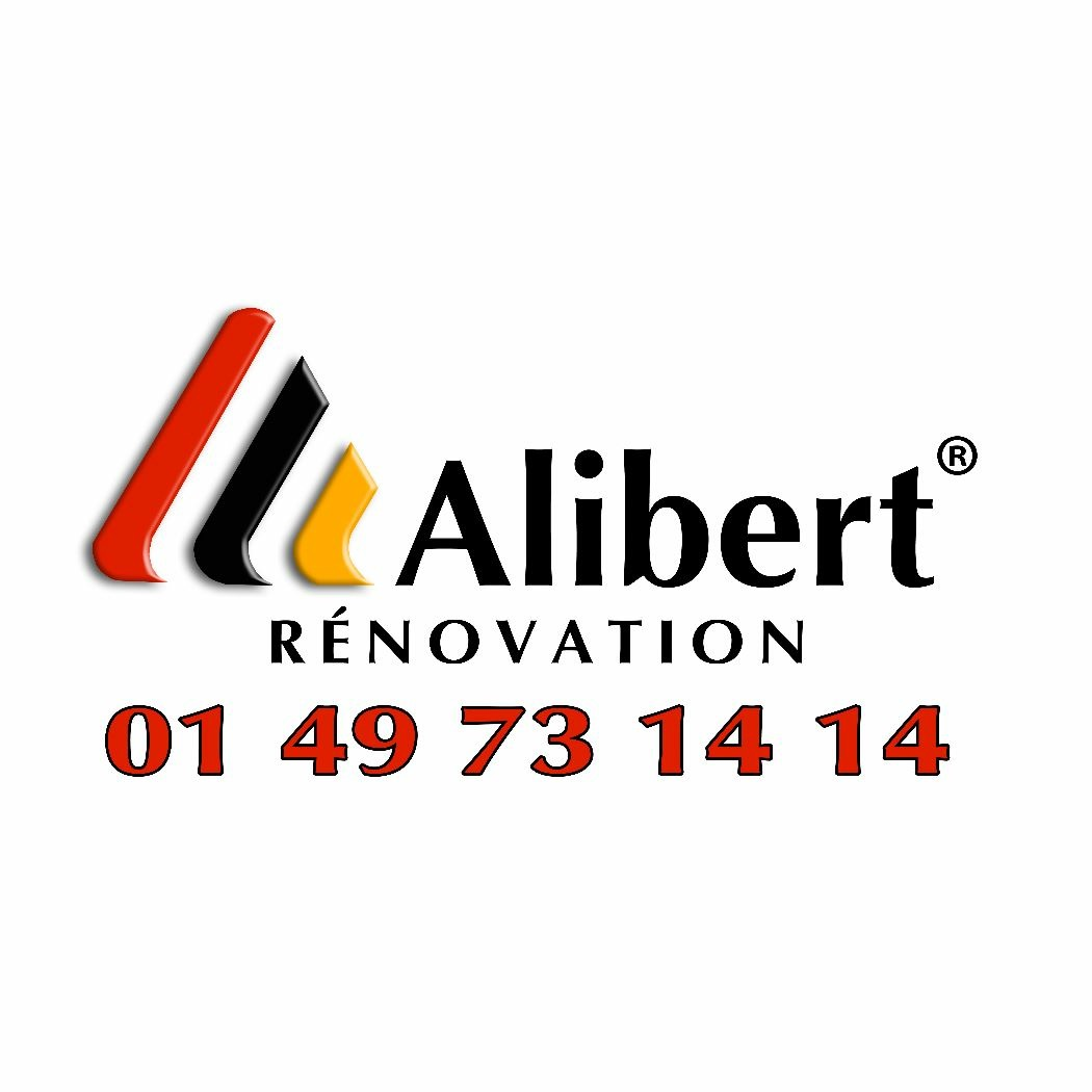 Logo de ALIBERT PERE ET FILS, société de travaux en Maçonnerie : construction de murs, cloisons, murage de porte