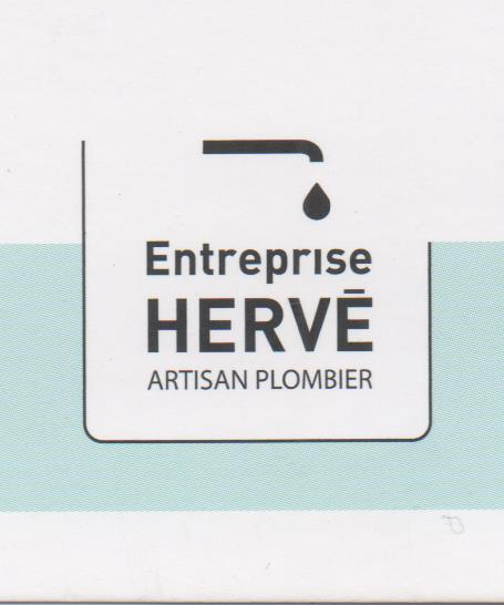 Logo de Entreprise herve artisan plombier, société de travaux en Dépannage en plomberie : fuite, joints, petits travaux