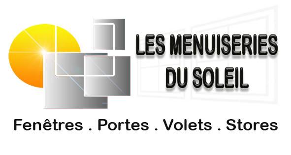 Logo de Les menuiseries du soleil, société de travaux en Fourniture et remplacement de porte ou fenêtre en PVC