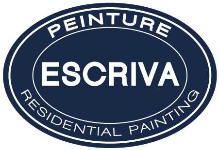 Logo de ESCRIVA PEINTURE, société de travaux en Travaux de décoration