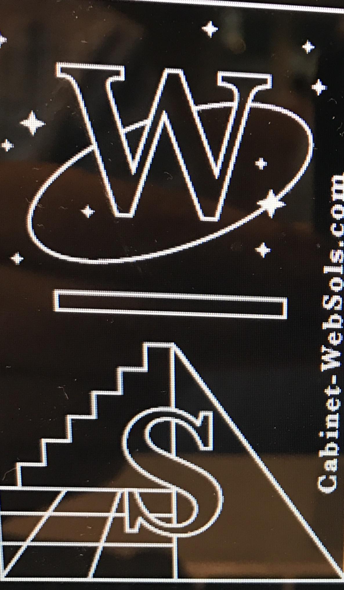 Logo de CABINET WEBSOLS, société de travaux en Fourniture et pose de carrelage