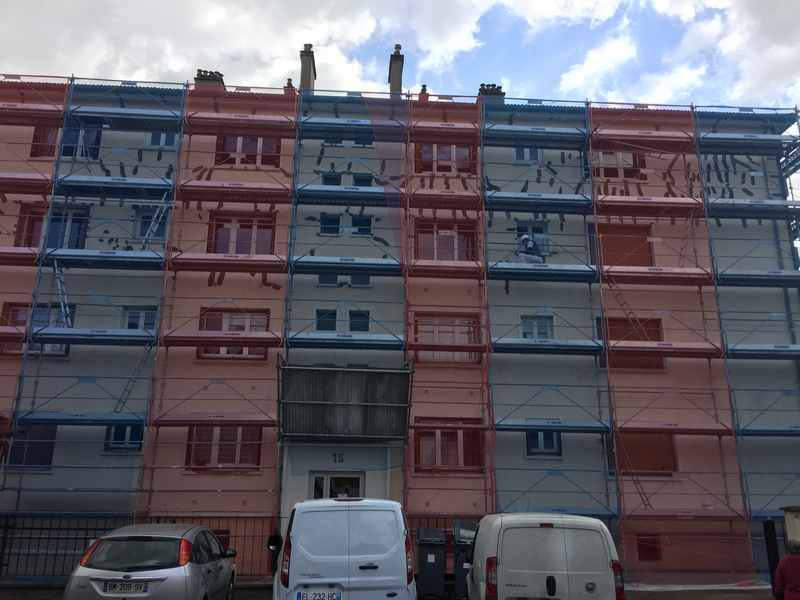 Logo de arcobaleno deco, société de travaux en Isolation thermique des façades / murs extérieurs