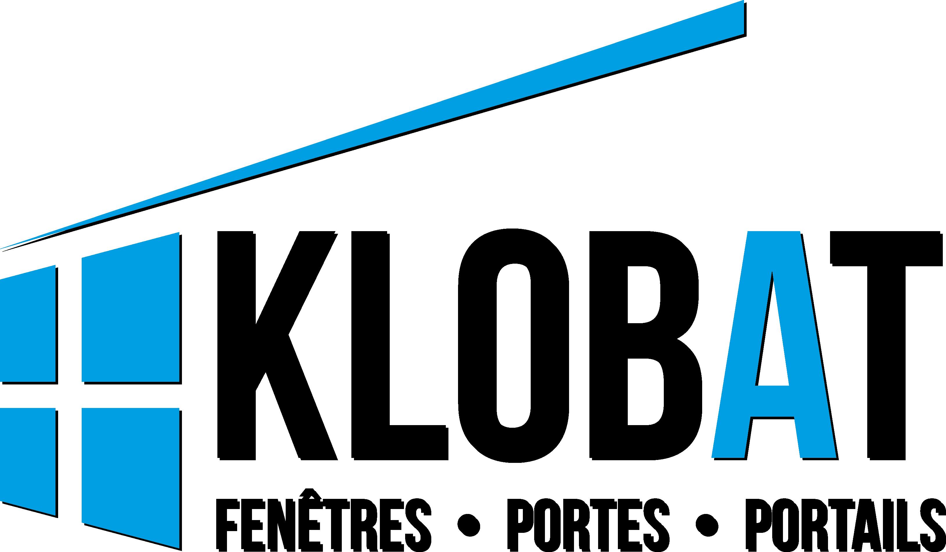 Logo de KLOBAT, société de travaux en Fourniture et remplacement de porte ou fenêtre en PVC