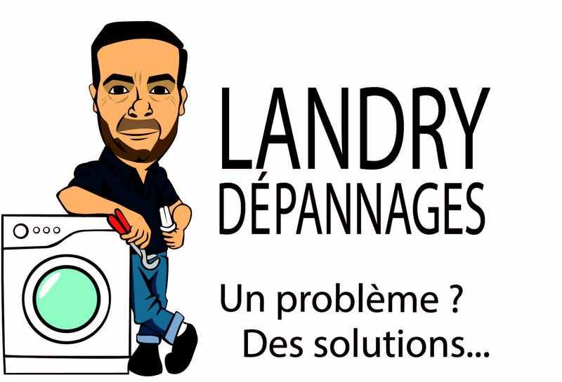 Logo de LANDRY DEPANNAGES, société de travaux en Fourniture et installation de robinets, mitigeurs...