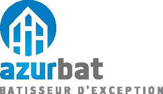 Logo de azurbat, société de travaux en Couverture complète (tuiles, ardoises, zinc)