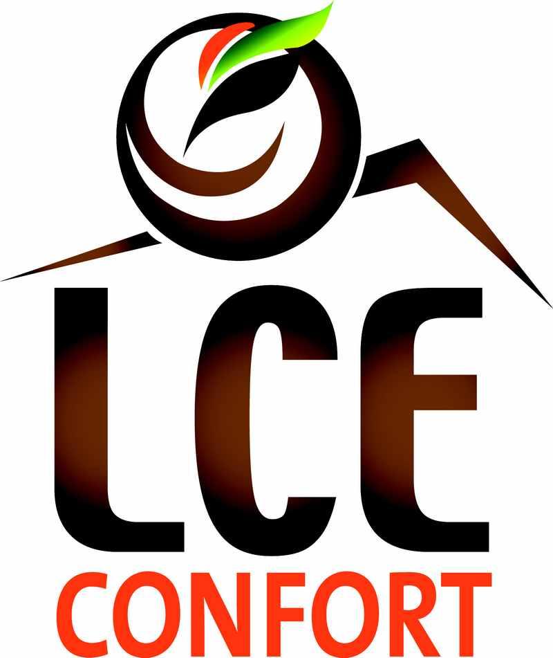 Logo de LCE CONFORT, société de travaux en Chauffage - Chaudière - Cheminée