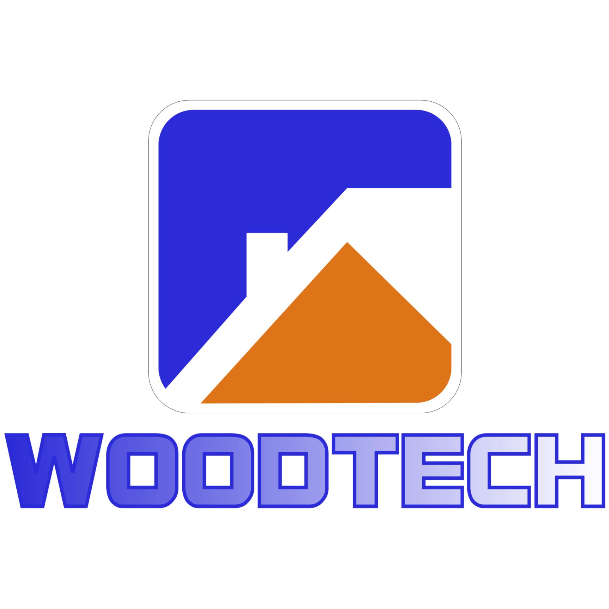 Logo de Woodtech, société de travaux en Extension de maison